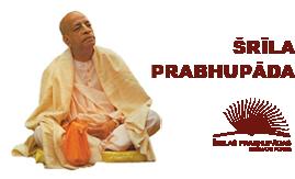 Šrīra Prabhupada